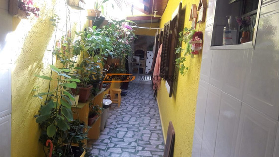 Excelente Casa Térrea Toda Mobilihada - Ml8026