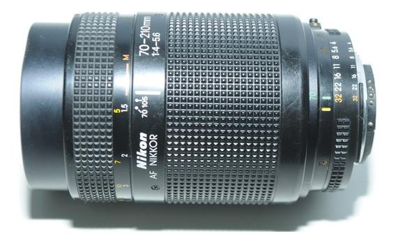 Nikon Af 70-210mm F:4-5.6 D90 D700 D600 D800 Sb600 D300 D4