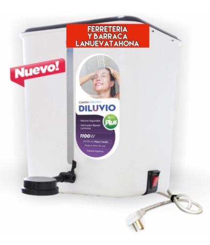 Calentador De Agua Eléctrico Para Ducha Diluvio.$999