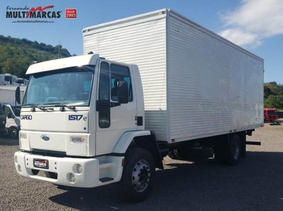 Ford Cargo 1517 - Baú De 7.50m