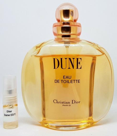 Perfume Dune Christian Dior Paris Edt Amostra Decant 5ml