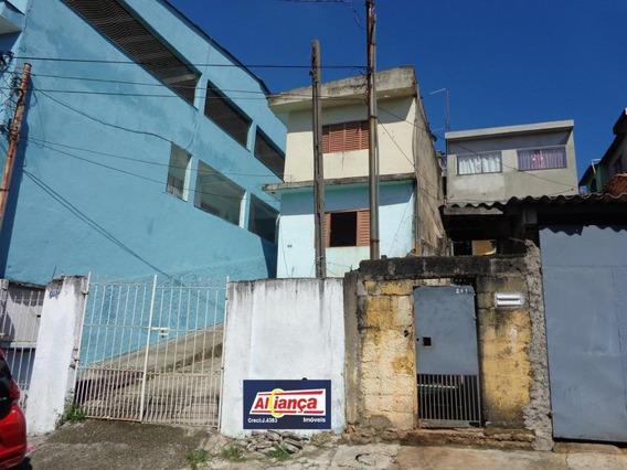 Sobrado Com 1 Dormitório À Venda, 129 M² Por R$ 160.000 - Jardim Alvorada - Guarulhos/sp - Cód. So1811 - So1811
