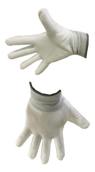 Par Luvas Anti-estática Brancas