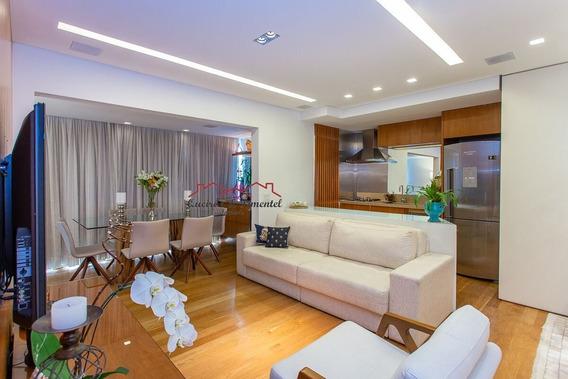Apartamento A Venda No Bairro Campo Belo Em São Paulo - Sp. - 1666-1