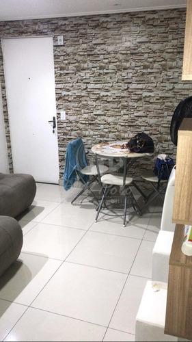 Apartamento À Venda Em Jardim Novo Espirito Santo - Ap034761