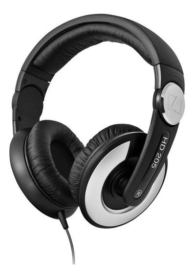 Headphone Sennheiser Hd 205 Ii West