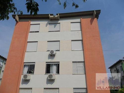 Apartamento Com 2 Dormitórios À Venda, 43 M² Por R$ 170.000,00 - Vila Nova - Porto Alegre/rs - Ap0077