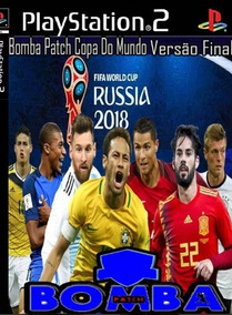 Bomba Patch Rússia Copa Do Mundo 2018 Frete Grátis