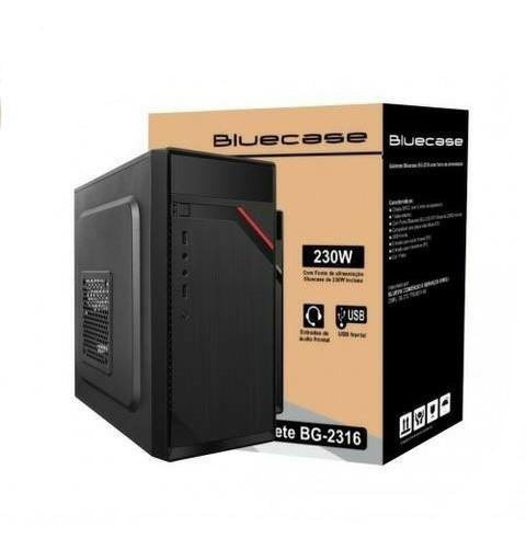 Computador Bluecase Intel I5 4gb Ram