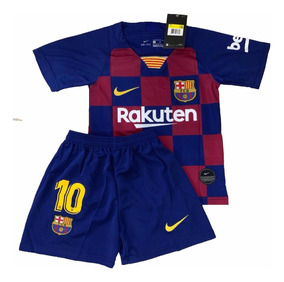 Kit Infantil Messi 2019 - Messi - Pronta Entrega
