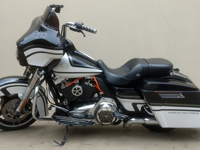 Harley Davidson 2013 Customizada Troco Por Dodge Charger Rt