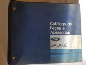 Catalogo Galaxie (original) Manual Galaxie