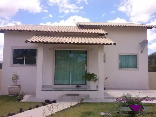 Imagem 1 de 15 de Linda Casa Em Fino Acabamento Em Condominio!!! - 67