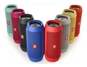 Kit 2 Caixinha De Som Portátil Bluetooth Charge 2 Promoção