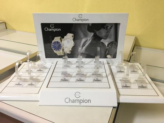 Expositor De Relógios Da Champion