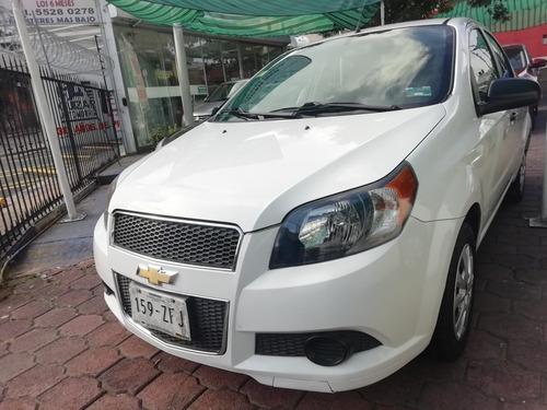 Imagen 1 de 15 de Chevrolet Aveo 2014 1.6 Ls L4 Man Mt