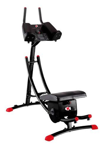 Ab Slider Coaster Máquina Para Abdominales Y Oblícuos K6