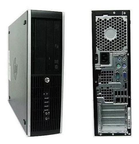 Cpu Hp  Core I5 4gb Hd 500 + Monitor 19 Windows 10