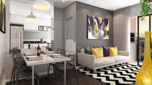 Imagem 1 de 12 de Apartamento 02 Quartos No Jardim Ipanema, Almirante Tamandaré - Ap2928