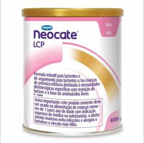 Neocate Lcp 2 Latas / Unidades 400gr Combo Envio Imediato