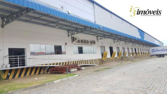 Galpão Em Itajaí - Ga0025