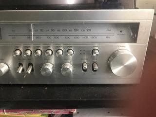 Amplificador Y Receiver