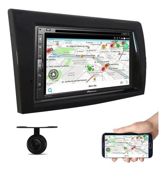 Central Multimidi Pioneer Tv Digital Bluetooth Camera Bravo