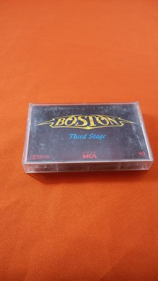 Boston Third Stage Fita K7 Importada