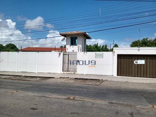 Imagem 1 de 21 de Casa Com 3 Dormitórios À Venda Por R$ 200.000,00 - Messejana - Fortaleza/ce - Ca0839