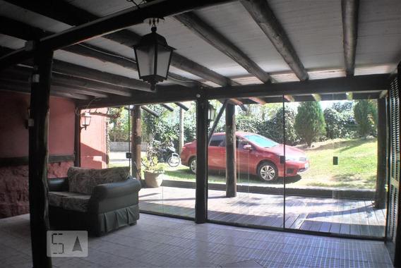 Casa Com 4 Dormitórios E 3 Garagens - Id: 892974074 - 274074