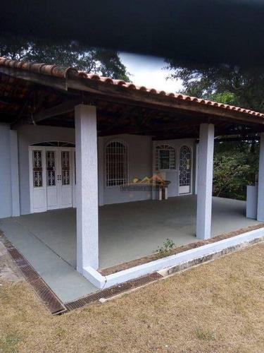 Chácara Com 3 Dormitórios À Venda, 1000 M² Por R$ 380.000,00 - Condomínio Terras De Santa Rosa Ii - Salto/sp - Ch0127