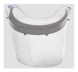 Mascara Protector Facial Transparente Reutilizable