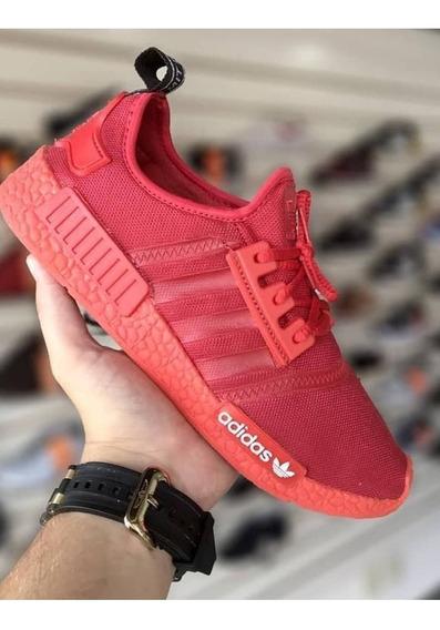 Tenis adidas Versao Fly Vermelho
