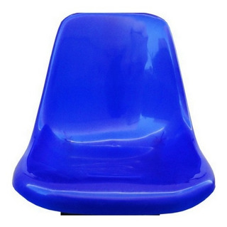 Cadeira Concha Para Barco **só Assento Plastico S/ Suporte**