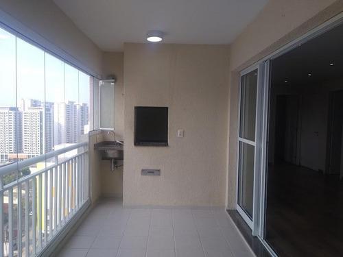 Apartamento Com 3 Dormitórios À Venda, 124 M² Por R$ 940.000,00 - Jardim - Santo André/sp - Ap6094