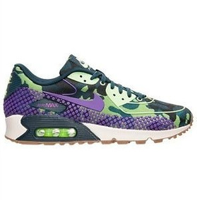 Tênis Feminino Nike Air Max 90 Jacquard Premium