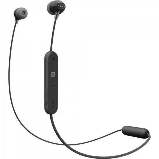 Fone Bluetooth Wi-c300b Preto Sony