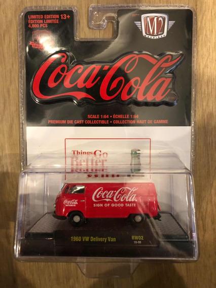 Vw Kombi Coca Cola M2 Machines