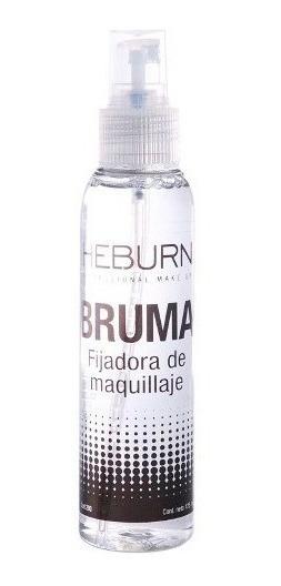Heburn Spray Bruma Fijadora Maquillaje Profesional Cod 200