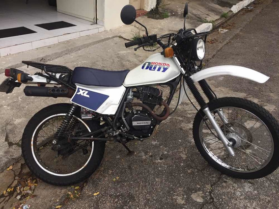 Honda Duty Xl125s