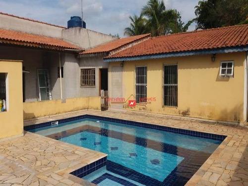 Chácara Com 3 Dormitórios À Venda, 3084 M² Por R$ 500.000,00 - Jardim Helena - São Paulo/sp - Ch0009