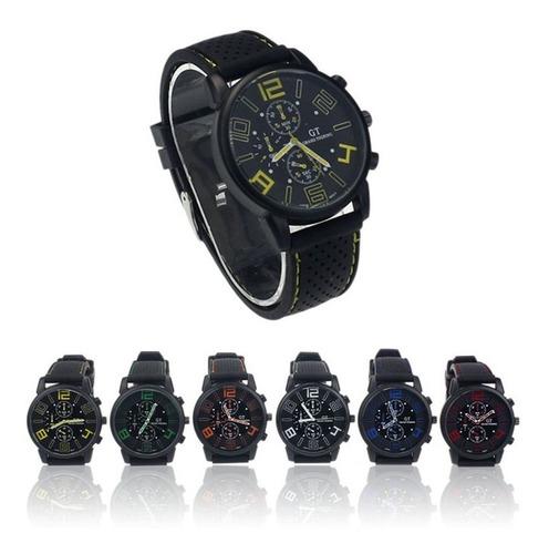 Relógios Casual Relógios De Pulso De Quartzo Homens