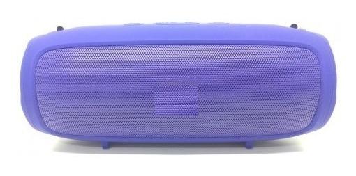 Caixa De Som Bluetooth Mini Potente - Div Cores Na Caixa