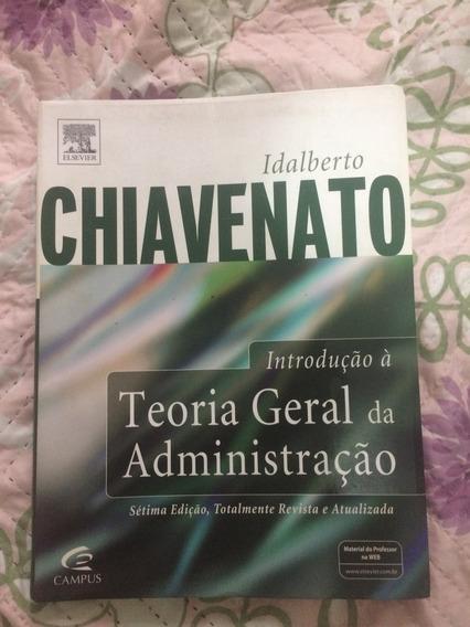 Livro Teoria Geral Da Administação