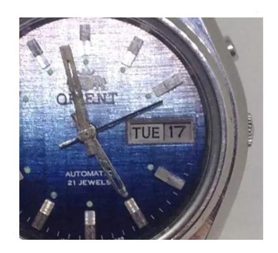 Relógio De Pulso Orient Masculino Automático U02608 Webclock