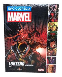 Enciclopedia Marvel Nº 50 Lobezno