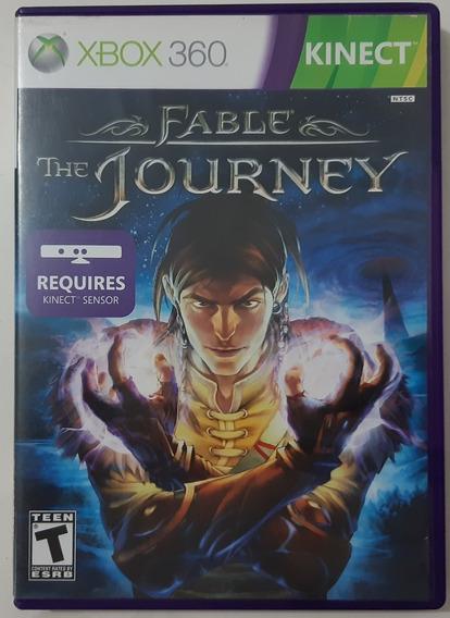 Fable The Journey Xbox 360 Mídia Física