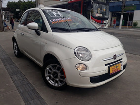 Fiat 500 1.4 Cult Flex Dualogic 3p 2014