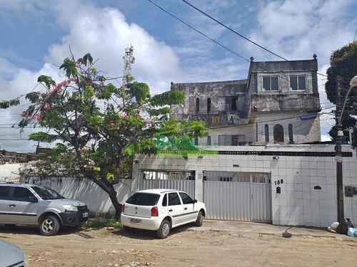 Casa À Venda, 360 M² Por R$ 328.000,00 - Ipsep - Recife/pe - Ca1410