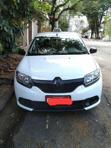 Renault Logan 2020 1.0 12v Authentique Sce 4p